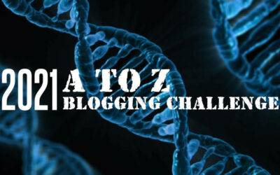 26 Nerdy Fun Facts about Changing Aging. Blogging A to Z April 2021 Challenge