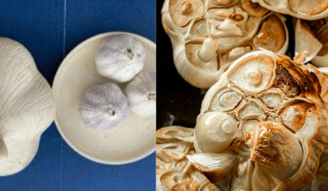 Roasted Garlic: one of my guilty secrets