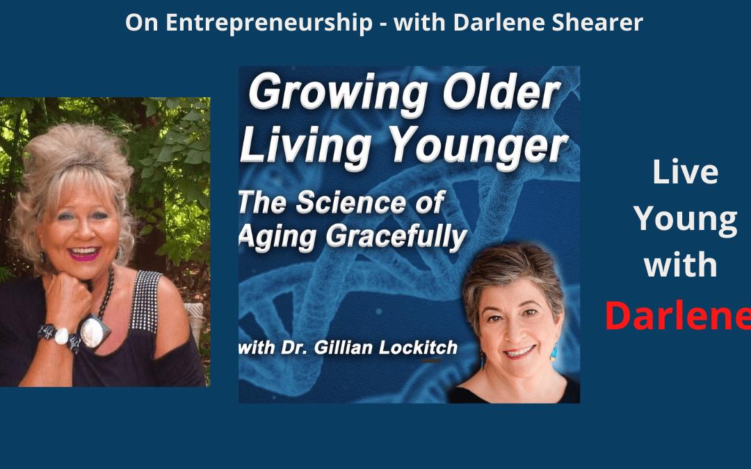 On Entrepreneurship with Darlene Shearer
