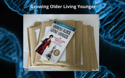 Growing Older Living Younger – soft cover edition